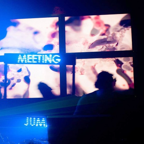MEETING JUMP FESTIVAL @ CENTRAL ROCK