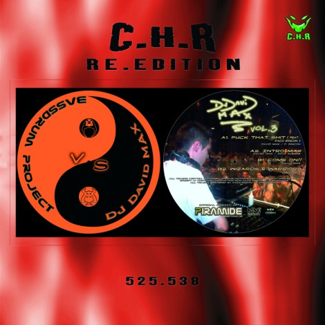 CHR Reedition 525-538