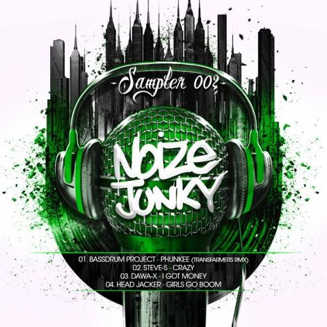 Noize Junky Sampler 002