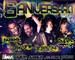 Save The Rave 6 Aniv