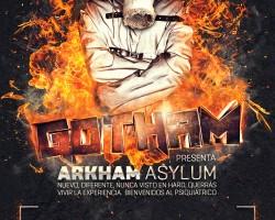 Gotham – Arkham Asylum